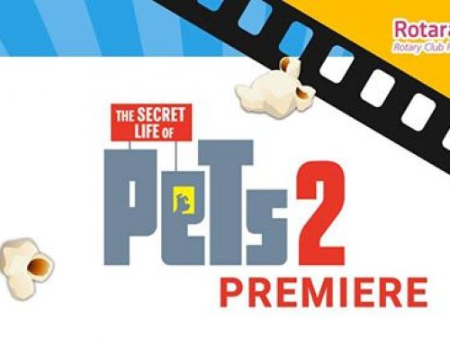 The Secret Life of Pets 2: Premiere!
